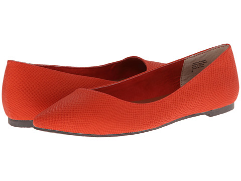 BC Footwear - Rebel (Rust Exotic) Women's Flat Shoes