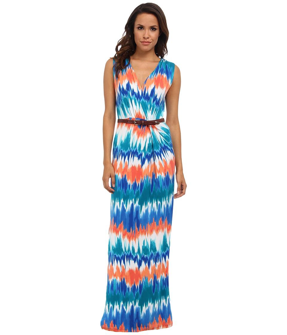 Tart - Charlandra Maxi (Volcano) Women's Dress
