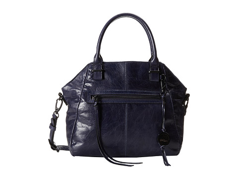 Elliott Lucca - Faro Medium Satchel (River) Satchel Handbags