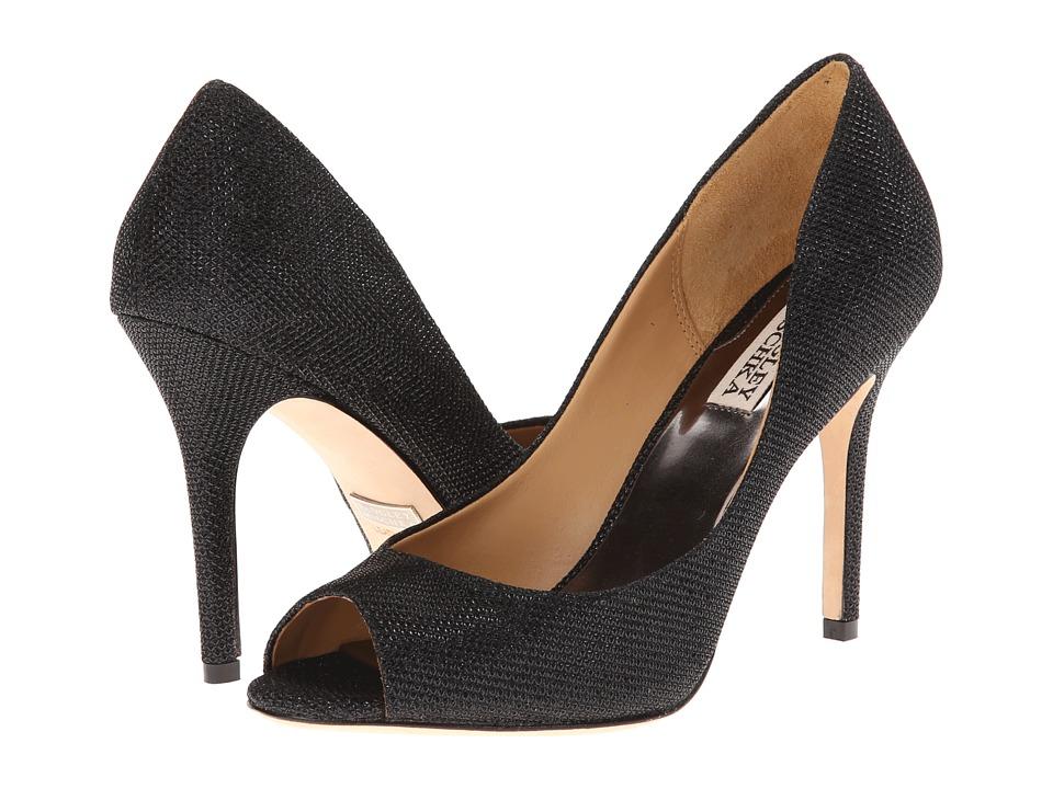 Badgley Mischka - Jossie (Black Diamond Drill) High Heels
