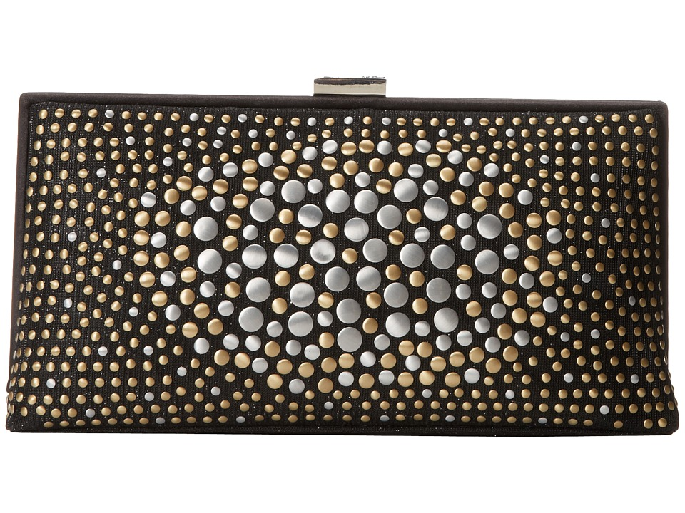 Nina - Macenna (Black/Gold/Silver) Handbags