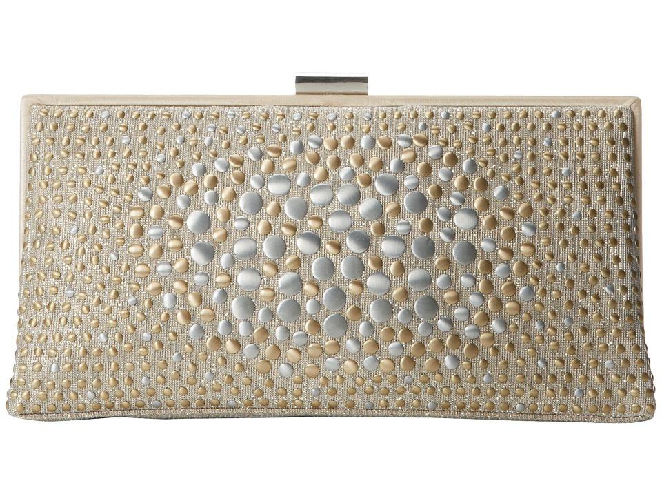 Nina - Macenna (Champagne/Gold/Silver) Handbags