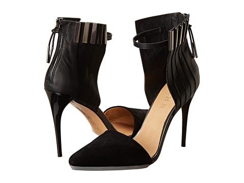 L.A.M.B. - Tomas (Black) High Heels
