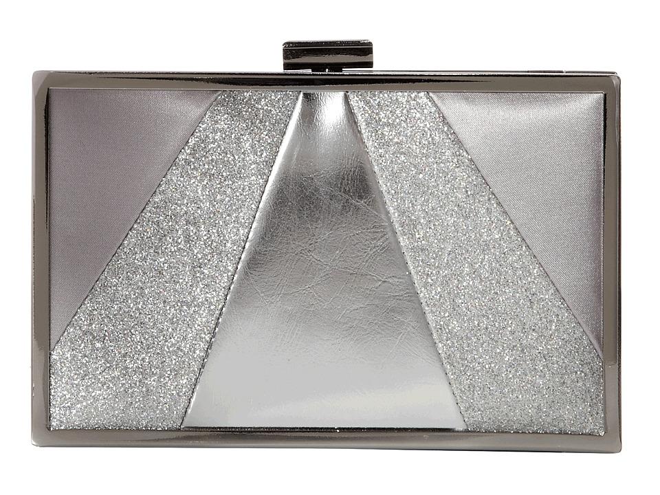 Nina - Farber (Silver) Handbags