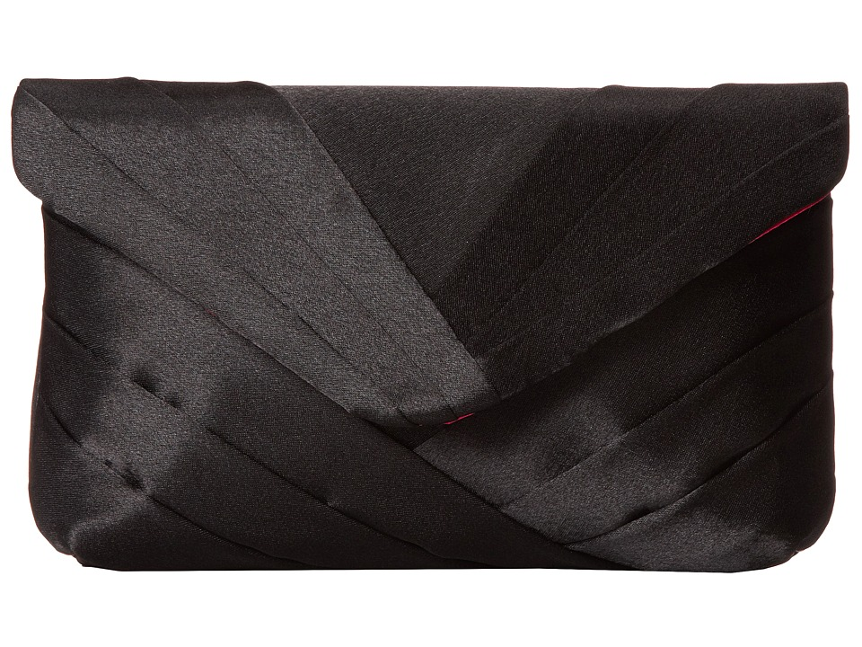 Nina - Labreya (Black) Clutch Handbags