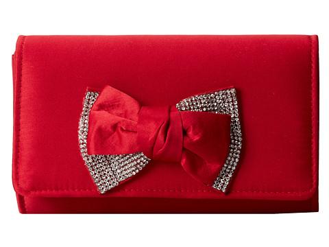 Nina - Lafferty (Chili) Clutch Handbags