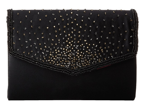 Nina - Hara (Black/Gold/Silver) Handbags