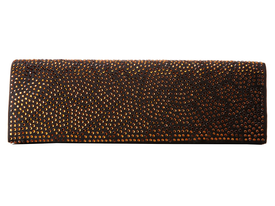 Nina - Henri (Black/Bronze/Gold) Clutch Handbags