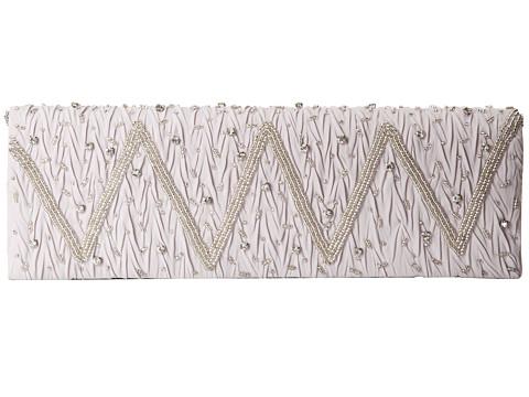 Nina - Hayward (Silver/Silver) Clutch Handbags