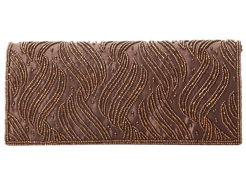 Nina - Halton (Bronze) Clutch Handbags