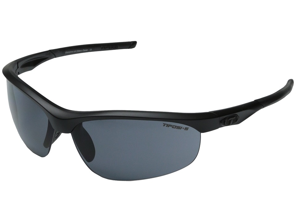 Tifosi Optics - Velocetm Tactical Interchangeable (Matte Black) Sport Sunglasses