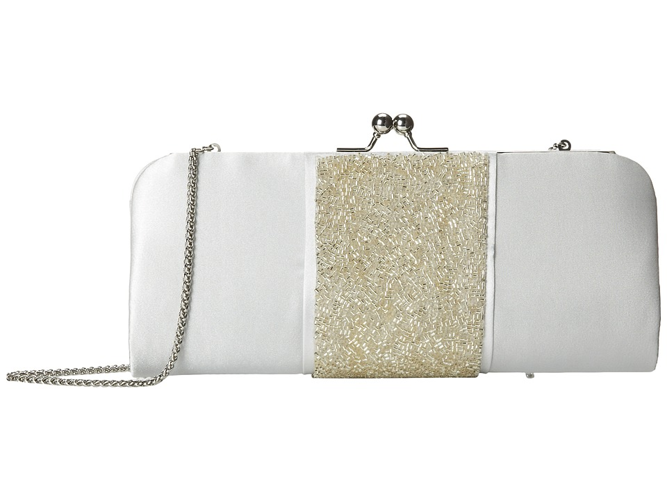 Nina - Hadriane (Silver) Handbags