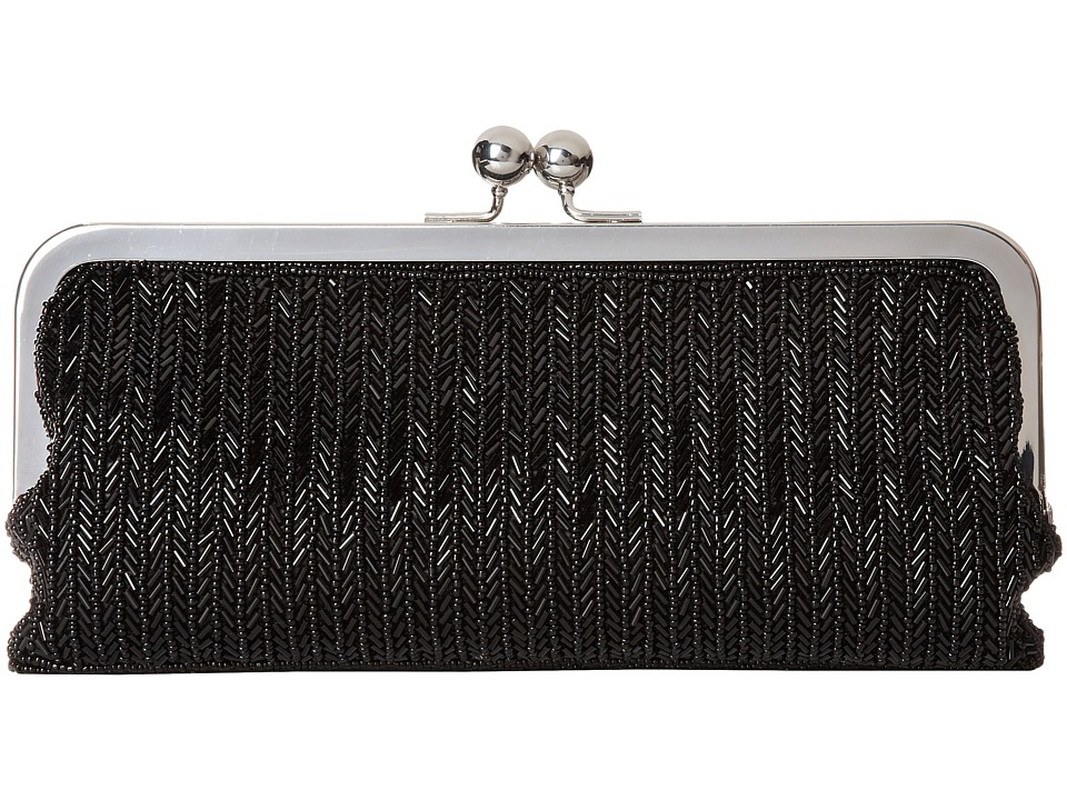 Nina - Hamilton (Black) Clutch Handbags