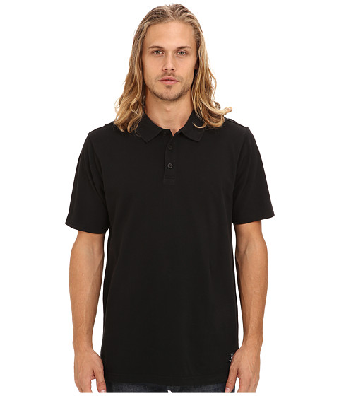 DC - Holborn Polo (Black) Men's T Shirt
