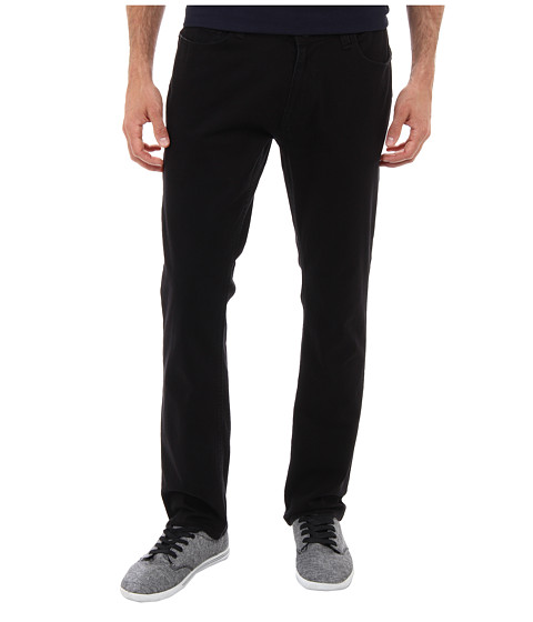Matix Clothing Company - Gripper Twill Pant (Black) Men's Casual Pants
