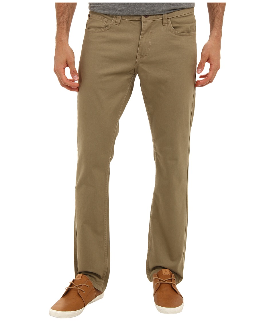 Matix Clothing Company - Gripper Twill Pant (Khaki) Men's Casual Pants