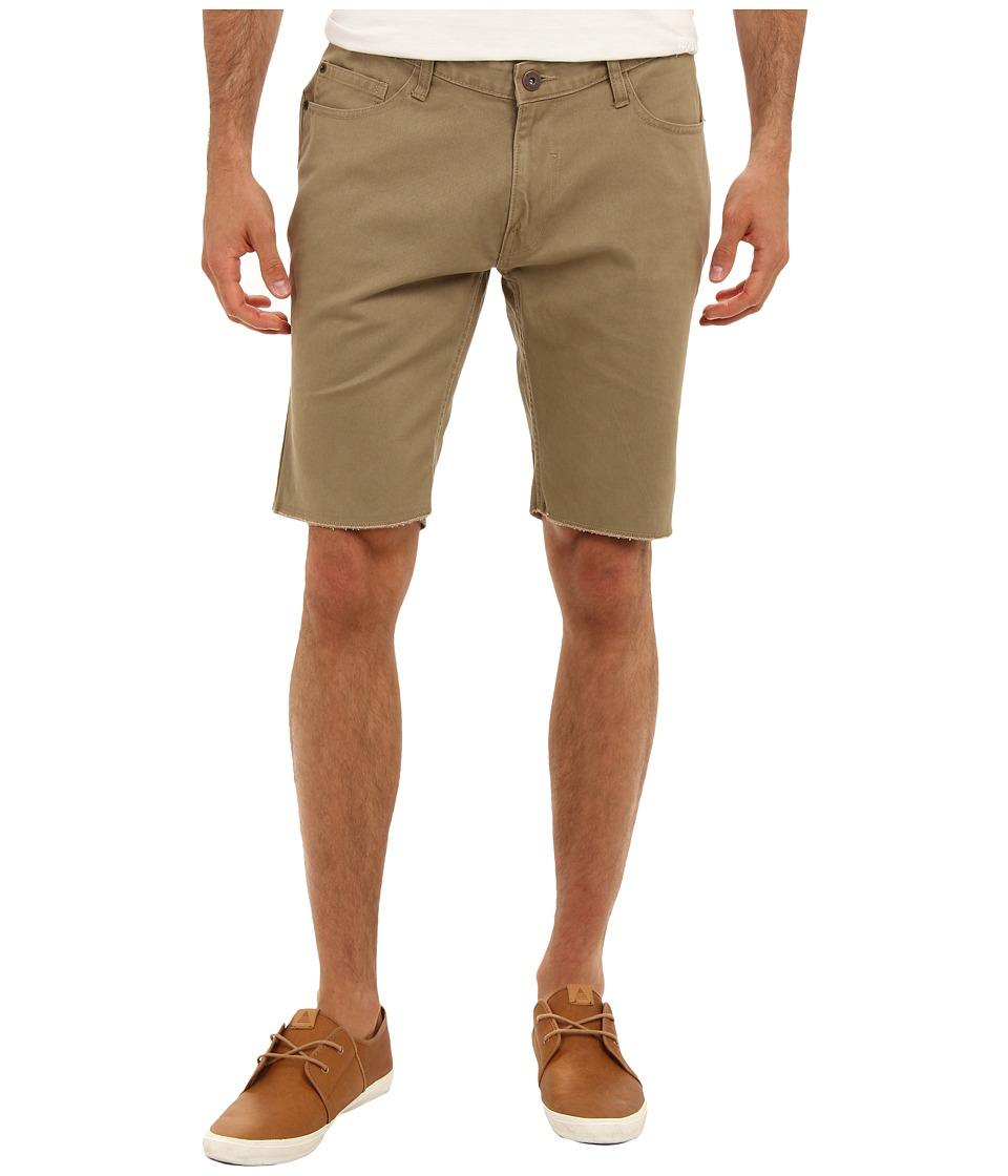 Matix Clothing Company - Gripper Twill Short (Khaki) Men