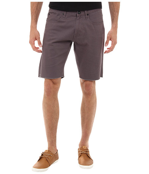Matix Clothing Company - Gripper Twill Short (Dark Grey) Men