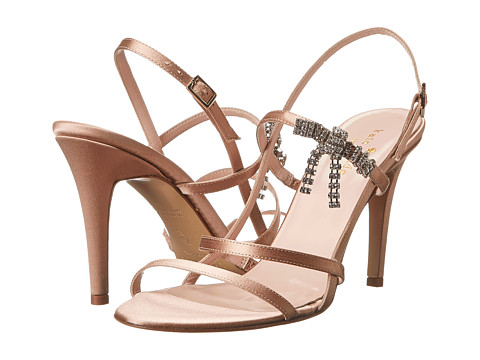 Kate Spade New York - Swenson (Rose Gold Satin) High Heels