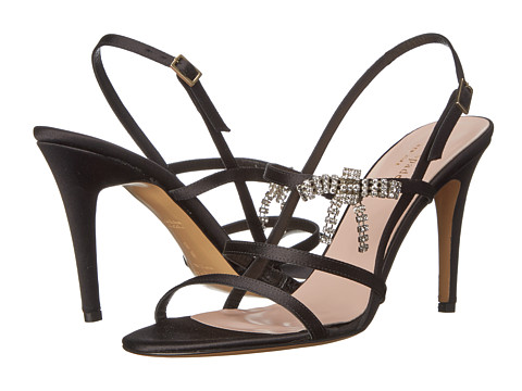 Kate Spade New York - Swenson (Black Satin) High Heels