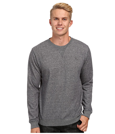 DC - Rebel Crew (Dark Heather Grey) Men's Sweatshirt