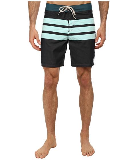 DC - Hamilton Boardshort (Black) Men's Swimwear