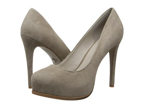 Pour La Victoire - Irina (Fog Suede) High Heels