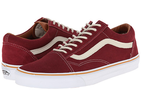 Vans - Old Skool ((Work Floral) Cordovan) Skate Shoes