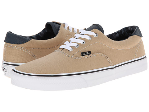 Vans - Era 59 ((C&L) Khaki/Camo) Skate Shoes