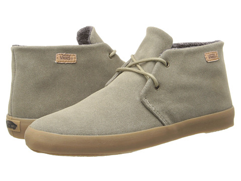 Vans - Rhea ((Suede) Brindle) Women's Skate Shoes