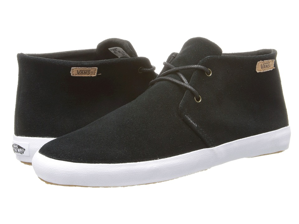 Vans - Rhea ((Leila) Black/Blue Atoll) Women's Skate Shoes