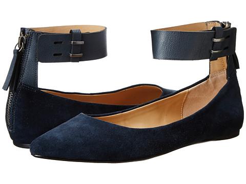 Joe's Jeans - Ariana (Navy) Women's Flat Shoes
