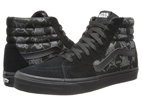 Vans - SK8-Hi X Star Wars ((Star Wars) Dark Side/Darth Storm) Lace up casual Shoes