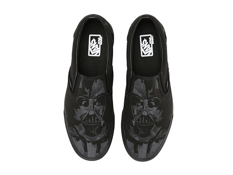 Vans - Classic Slip-On X Star Wars ((Star Wars) Dark Side/Darth Vader) Skate Shoes