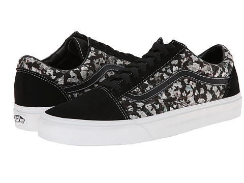Vans - Old Skool ((Liberty) Cash Ivy/Black) Skate Shoes