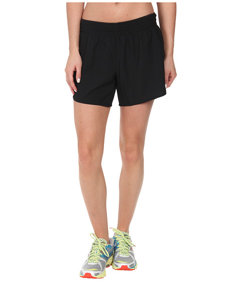 New Balance - Accelerate 5 Short (Black/Black) Women's Workout