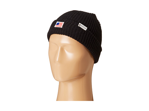 Matix Clothing Company - Lincoln Beanie (Black) Beanies