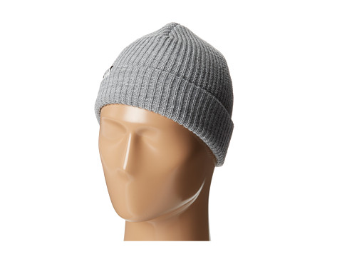 Matix Clothing Company - Lincoln Beanie (Grey Heather) Beanies