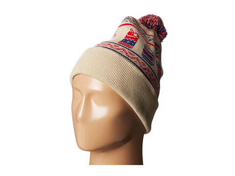 Matix Clothing Company - Bad Habits Beanie (Natural) Beanies
