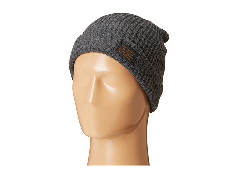 Matix Clothing Company - Service Beanie (Charcoal Heather) Beanies