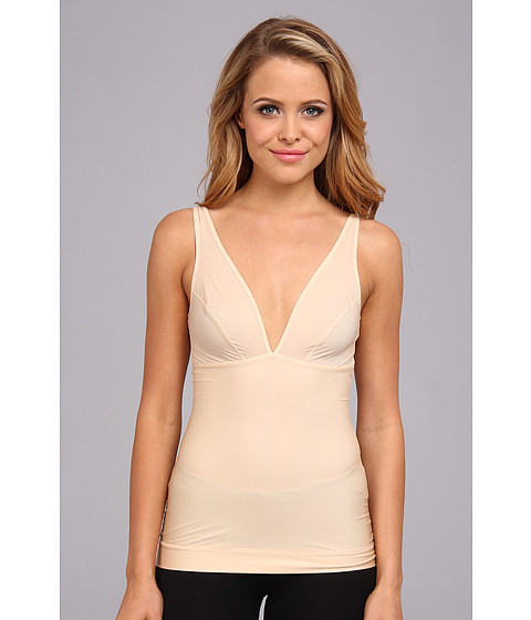 Nearly Nude - Firming Camisole (Toasted Almond) Women's Underwear