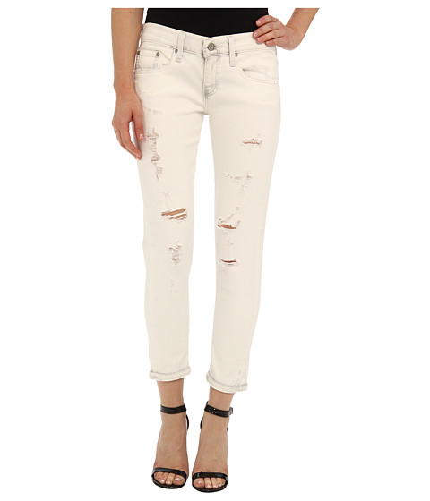 AG Adriano Goldschmied - The Nikki Crop in 22 Years Drifter (22 Year Drifter) Women's Jeans