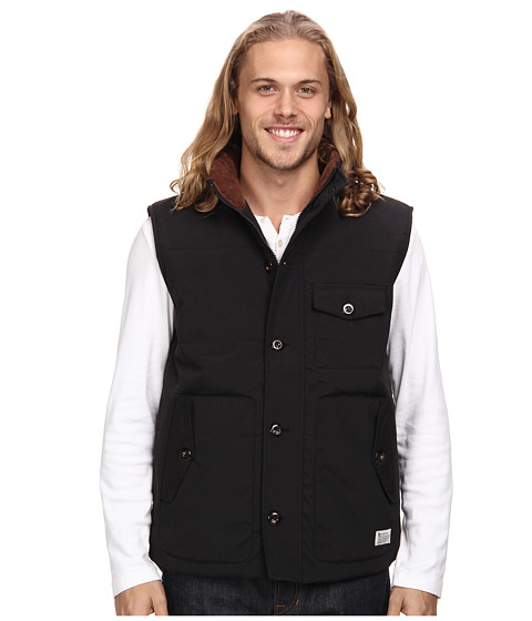 Matix Clothing Company - Dice Vest (Black) Men's Vest
