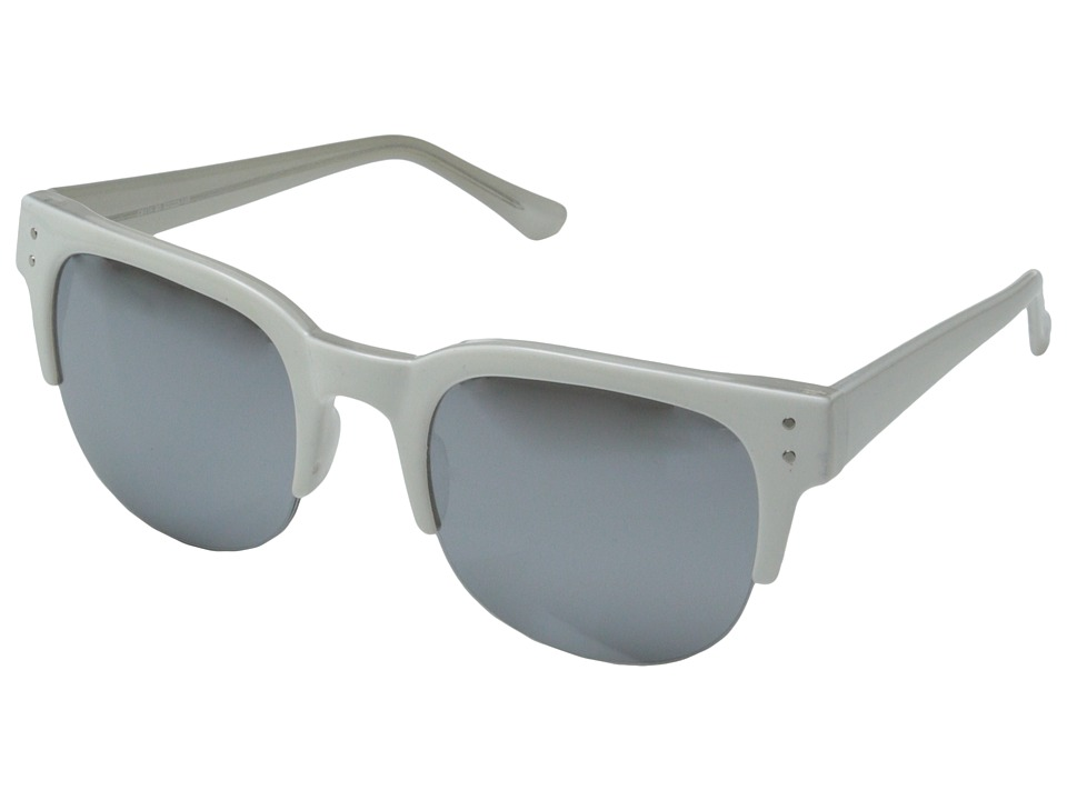 Cole Haan - C 6111 (White) Fashion Sunglasses
