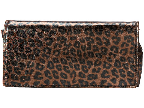 Nina - Bogart (Black/Brown) Clutch Handbags