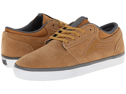 Lakai - Griffin (Mustard Suede) Men's Skate Shoes