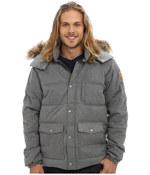 Quiksilver - Woolmore Down Jacket (Metal) Men's Coat