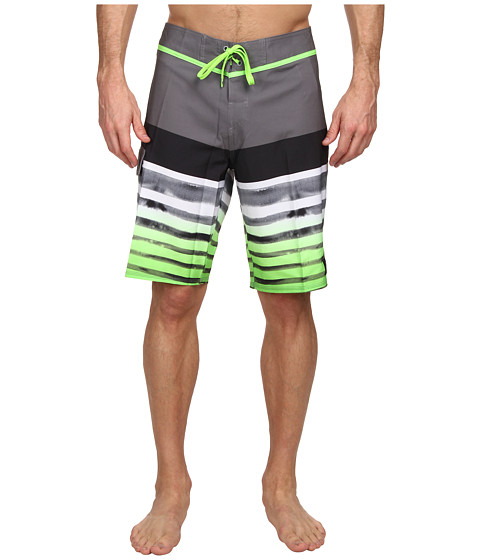 Quiksilver - Crashers Boardshort (Metal) Men's Swimwear
