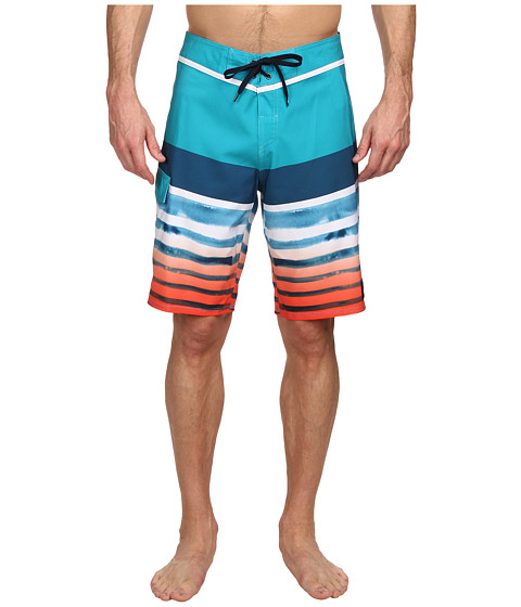 Quiksilver - Crashers Boardshort (Tile) Men's Swimwear