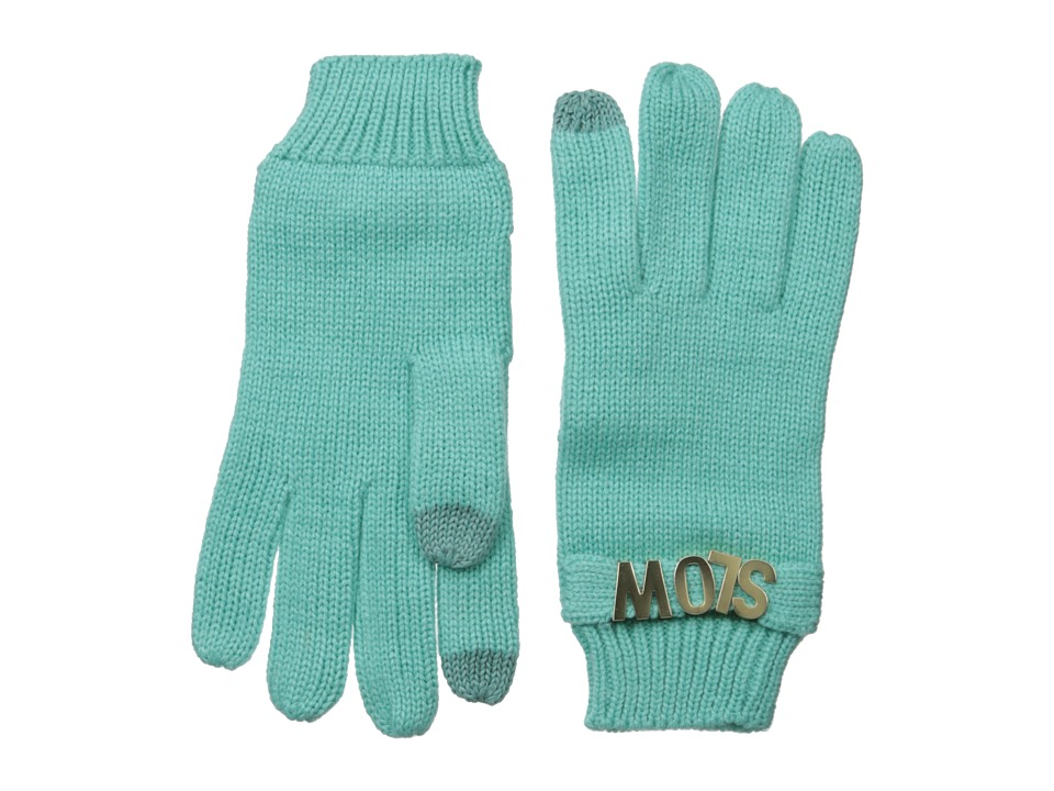 Image of BCBGeneration - Affirmation Tech Glove (Blue Surf) Lace Gloves